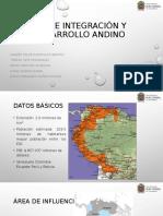Eje de integración y desarrollo andino (1) (1)