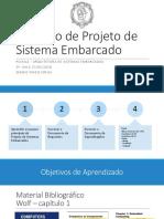 Exemplo de Projeto de Sistema Embarcado.pdf