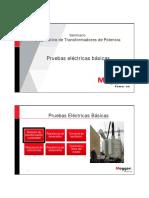 2- Pruebas_Electricas Equipos De Poder