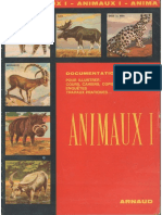 Documentation Scolaire, Animaux
