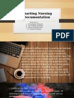 charting nursing documentation kel 2