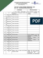 DIAS EFECTIVOS DE CLASES EN EL I SEMESTRE 2020.doc