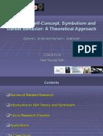 Consumer Self-Concept, Symbolism and Market Behavior
