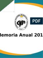 Memoria 2018 CNBS