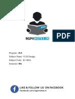 Unit 3 - VLSI Design - www.rgpvnotes.in.pdf
