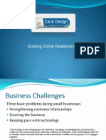 Zack Design - Building Online Relationships