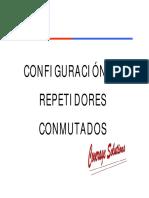 Guíadeconfiguraciónderepetidoresconmutados