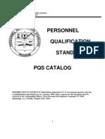 PQS Catalog