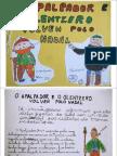 O Apalpador e o Olentzero chegan polo Nadal