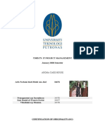 Business Case and Project Charter