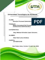 MAPA CONCEPTUAL DE LOS PASOS DEL PROCEDIMIENTO DE LO CONTENCIOSO ADMINISTRATIVO.pdf