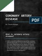 CORONARY ARTERY DISEASE.pptx