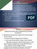Pancasila - Sistem Filsafat