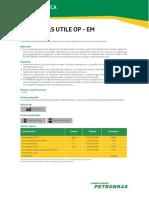Lubricante para Corte - Petrobras Utile OP-EM