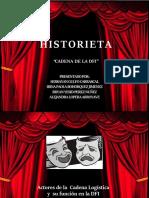 Evidencia 1 - Historieta Cadena de la DFI.pdf.pdf