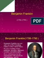 Benjamin Franklin.ppt