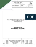TOTAL PROCEDURE NDT PROCEDURE(UT FOR STEEL STRUCTURE)-1.doc