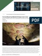 Un recorrido por la prehistoria de Europa en once cuevas