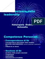 Competenze Leader