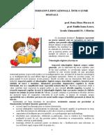 Moraru_ Elena Dana & Leuca Emilia Ioana_LITERAȚIA, ALTERNATIVĂ EDUCAȚIONALĂ  ÎNTR-O LUME DIGITALĂ