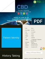 CBD Ing dr lusito