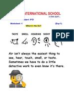 POI  ws-1 day-1