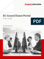 ECC Exam Center User Guide