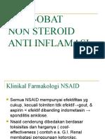 OBAT-OBAT NSAID