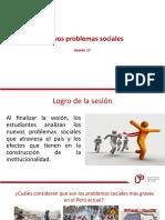 Sesion 17 Nuevos problemas sociales.pptx