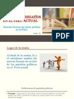 Sesión 16 PPT Nuevas formas de hacer política en el Perú.pptx