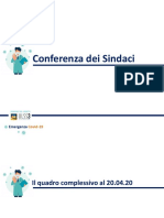 Coronavirus, la situazione in provincia di Venezia e nell'Usl 3