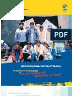 Metodologia Sistematizada Programa Con Adolescentes