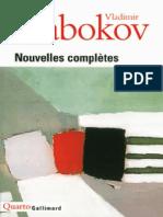 Nouvelles complètes by Nabokov Vladimir