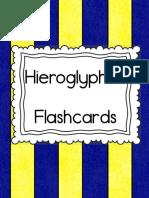 Hieroglyphics-Flashcards-A