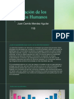 Vulneración de los Derechos Humanos Juan Mendez 11B