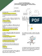 Taller acciones de mejora 2doP-1. 10 Física
