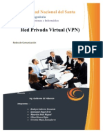 Red Privada Virtual (VPN)