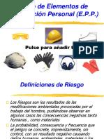 Elementos de Protección Personal (1)