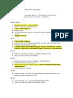 Notas para examen de Bernal Díaz del Castillo