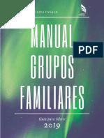 Enseñanza grupor familiares 2019