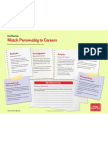 Match Personality to Careers