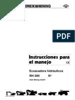 Manual de operación y mantenimiento RH200.pdf