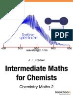 BOOKBOON_Natural Sciences_chemistry-maths-2==J. E. Parker.pdf
