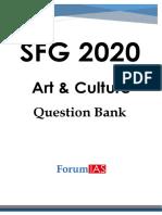 SFG 2020 ART