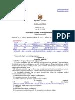 legea cu privire la asistenţa juridică internaţională