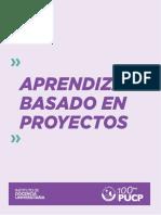 Cl 3.3 Aprendizaje basado en Proyectos (1)
