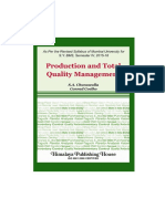 Production and Total Quality Management