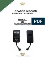MANUAL DE CONFIGURAÇÃO IMP500N