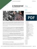 Paisaje Transversal Blog ¿Cómo podemos institucionalizar las prácticas emergentes