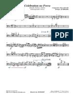 Celebration no Frevo - Trombone3